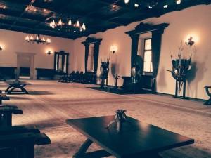 sala tronului