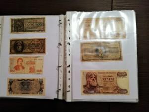 bancnote grecești