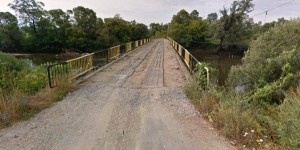 podul dintre Hălmeag şi Şercaia