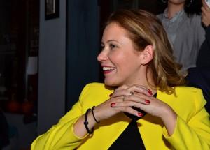 Diana Gribincea Popa, manager Casa de Cultură