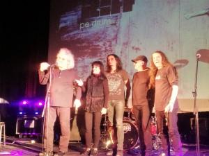 trupa Riff - concert ianuarie 2018, Casa de Cultură Făgăraş