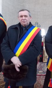 Cristinel Paltin - primar comuna Șercaia
