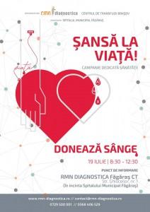 poster Sansa la Viata, Fagaras
