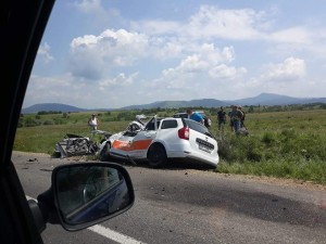 accident parau