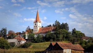 Biserica fortificata Cincu