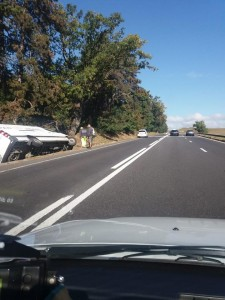 accident iesire codlea
