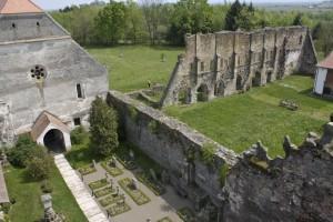Mânăstirea Cisterciană de la Cârţa