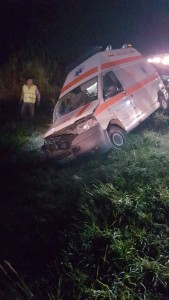 accident ambulanta sercaia