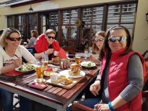 In Praga cu colegii - excursia platita de firma