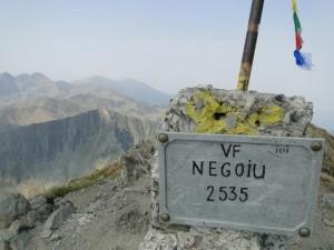 Varful Negoiu