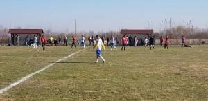 Foto: Săgeata Drăguş. Meci: Săgeata Drăguş - Beclereana Beclean (3-0)
