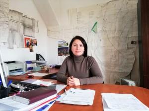 Anca Antinie - consilier primar Vasile Andreaş