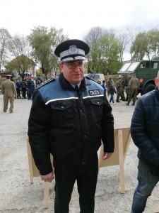 Lucian Petri - directorul Poliţiei Locale Făgăraş