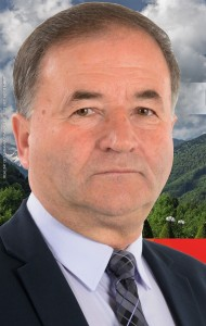 Vasile Andreaş - primar Sâmbăta de Sus