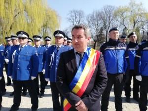 Gheorghe Sucaciu, primar municipiul Făgăraș