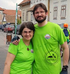 Natalia și Marius Corlean