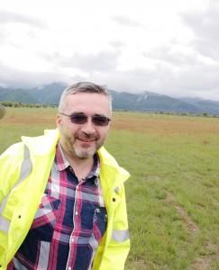 Lucian Săvoiu, organizator