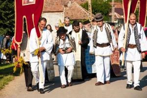 sărbătoarea de Sânziene de la Boholţ