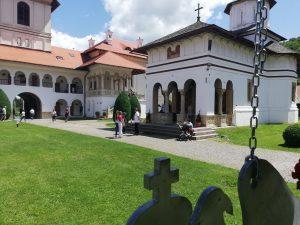 """Mânăstirea ,,Constantin Brâncoveanu"""" de la Sâmbăta de Sus"""