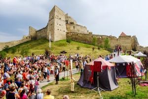 Săptămâna Heferland la Cetatea Rupea, foto: degustam.ro