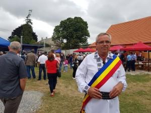 Iancu Boeriu, primarul comunei Jibert