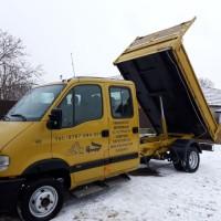 Renault Mascott 3.5 t basculabil