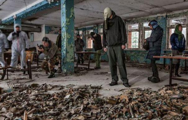 Azi se împlinesc 32 de ani de la explozia de Cernobîl - SalutFagaras